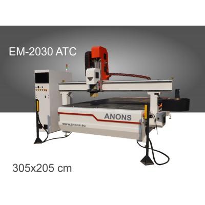 CNC фреза (център) EM-2030 ATC