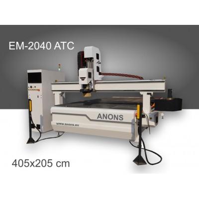 CNC фреза (център) EM-2040 ATC