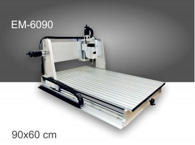 CNC гравир (фреза) ЕМ-6090