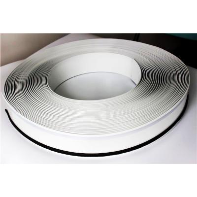 Алуминиев кант Alu3D - Бял