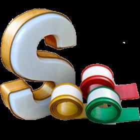 Обемни букви и LED